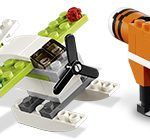 Free LEGO Octopus Minibuild on July 11-12