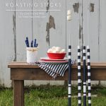 MOM Tip: DIY Marshmallow Roasting Sticks
