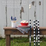 MOM Tip: DIY Marshmallow Roasting Sticks