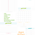 Free Party Planner Printable