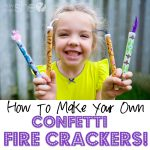 MOM Tip: How to Make Confetti Fire Crackers