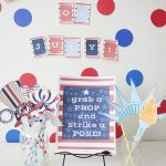 Free 4th of July Photo Booth Prop Printables