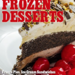 Free 50 Homemade Frozen Desserts for Kindle eBook