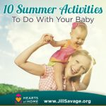 10 Summer Activities To Do With All Your Kids!