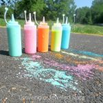 MOM Tip: DIY Summer Fun with Sidewalk Chalk