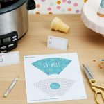 Free Ice Cream Wrapper and Label Printables