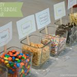 Free Ice Cream Sundae Bar Printables