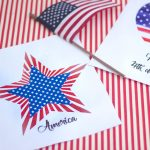 Free 4th of July Patriotic Design Printables