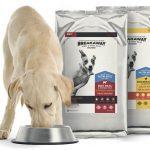 Free Texas Mills Breakaway Dog Food Sample