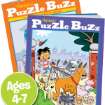 2 FREE Highlights Puzzle Books! Just Pay Shipping