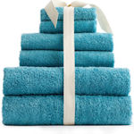 MOM Tip: Coordinate Towel Colors by Bathroom or Person