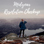 Midyear Resolution Checkup