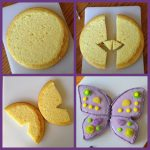 MOM Tip: How to Make a Butterfly Cake
