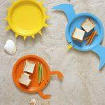 MOM Tip: DIY Wave Ware Picnic Plates