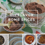 DIY Flavor Bomb Spices
