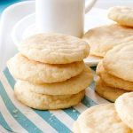 The Best Swedish Sugar Cookies