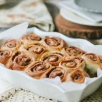 New School Cinnamon Rolls