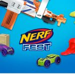 Free NERF Fest Event on August 26, 2017 at Toys R Us
