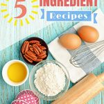 Free 5 Ingredient Recipes eBook for Kindle
