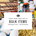 Every Moms Must Buy in Bulk Items