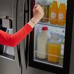 LG's InstaView™ Door-in-Door® Refrigerators #ad