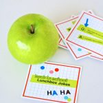 Free Back to School Lunchbox Joke Printables