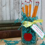 Free Pencil Bouquet Gift Tag Printable