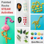 MOM Tip: Rock Painting STEM Project Ideas for Kids