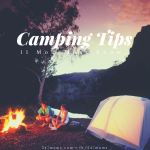 11 Mom Must Know Camping Tips
