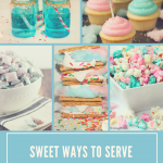 Sweet Ways to Serve Cotton Candy