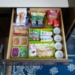 MOM Tip: Make a Snack Station