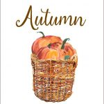 Free Fall Autumn Original Printables