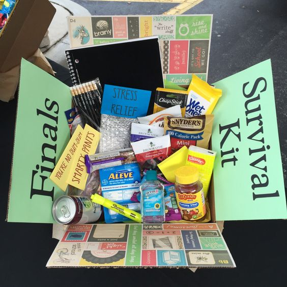 Care Package Ideas For Your College Students 247 Moms