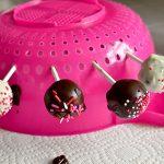 MOM Tip: Cake Pop Drying Tip