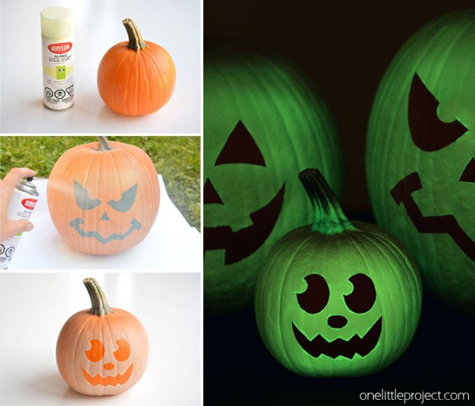 20 pumpkin decorating ideas without carving 24 7 moms20 pumpkin decorating ideas without carving