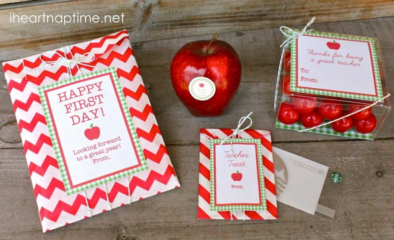 12 days of christmas gift ideas for school