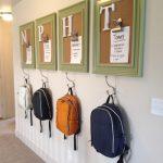 MOM Tip: Backpack Storage Idea