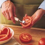 MOM Tip: How to Seed Tomatoes