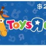 "FREE $25 Toys""R""Us Gift Card"