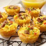 Amazing Egg Muffin Breakfast Cups