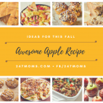 Awesome Apple Recipe Ideas for This Fall