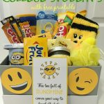 Care Package Ideas and Free Printable for Your College Student