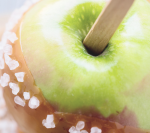 DIY Caramel Apple Bar