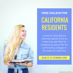 Free College for California Residents