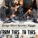 MOM Tip: DIY Halloween Village