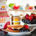 Spice Up the Old PB&J with Rudi's Organic Bakery