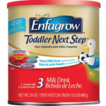 Free Enfagrow 10-Ounce Toddler Next Step Formula Sample by Mail