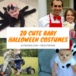 20 Cute Baby Costumes for This Halloween