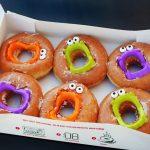 MOM Tip: DIY Monster Donuts for Halloween