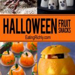 MOM Tip: Halloween Fruit Snacks Kids Can Make